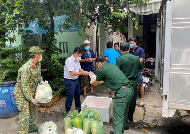 TP.HCM, Binh Duong ho tro nguoi lao dong, doanh nghiep vuot kho khan hinh anh 2