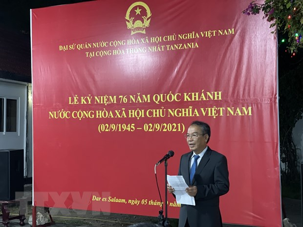 Cong dong nguoi Viet tai Dong Phi luon tu hao huong ve To quoc hinh anh 2