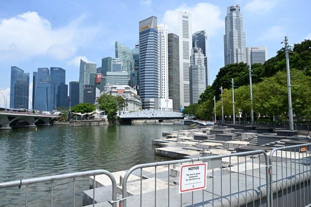 Singapore ghi nhan so ca mac COVID-19 cao nhat trong hon 1 nam qua hinh anh 1