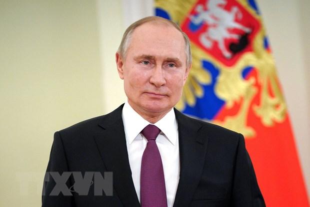 Tong thong Nga Putin se tham du Olympic mua Dong Bac Kinh 2022 hinh anh 1