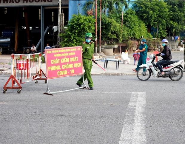 Ben Tre, Quang Ngai dieu chinh cac bien phap chong dich COVID-19 hinh anh 2