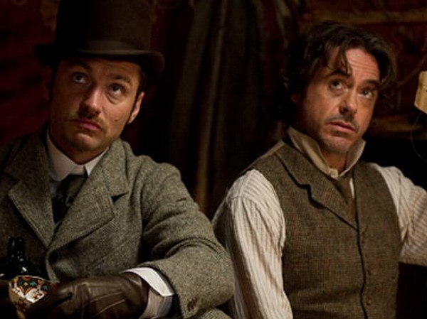 Jude Law he lo thong tin moi ve Sherlock Holmes 3 hinh anh 1