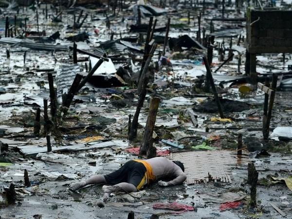 ADB tai tro 23 trieu USD cho nan nhan bao Haiyan hinh anh 1