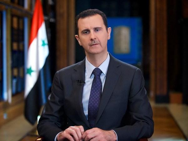Syria khang dinh vai tro Tong thong al-Assad o Geneva II hinh anh 1