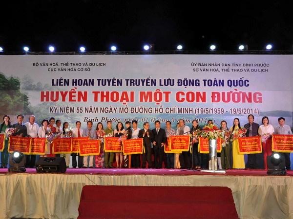 Duong Ho Chi Minh duoc xep di tich quoc gia dac biet hinh anh 1