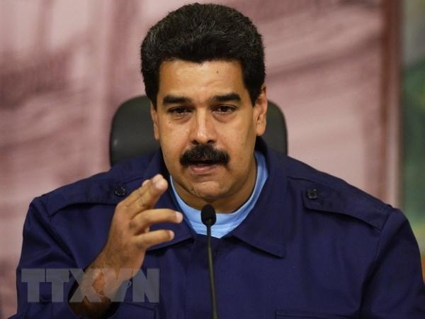 Venezuela cam ket cung cap dau mo cho Palestine hinh anh 1