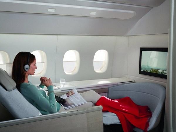 Trien lam Air France dua nuoc Phap toi gan hon voi nguoi My hinh anh 1
