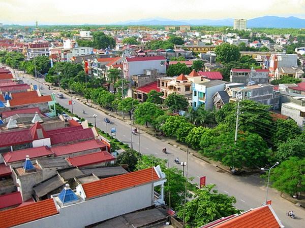 Phu Tho dieu chinh quy hoach chung thanh pho Viet Tri hinh anh 1