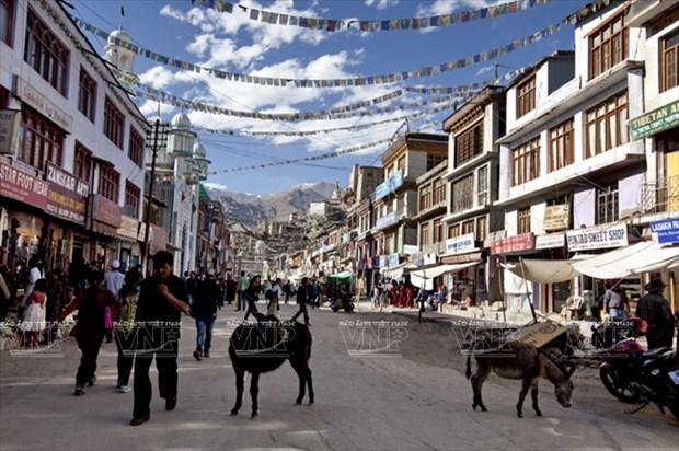 Hanh huong Thanh dia Ladakh: Ve dep hoang da va than bi hinh anh 12