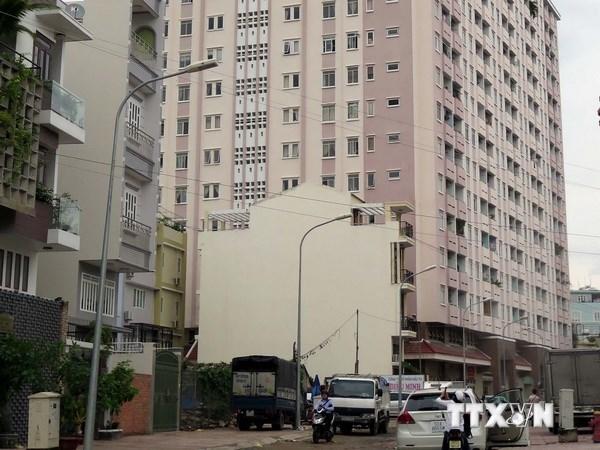 Cong suat van phong cho thue tai Thanh pho Ho Chi Minh dat 91% hinh anh 1