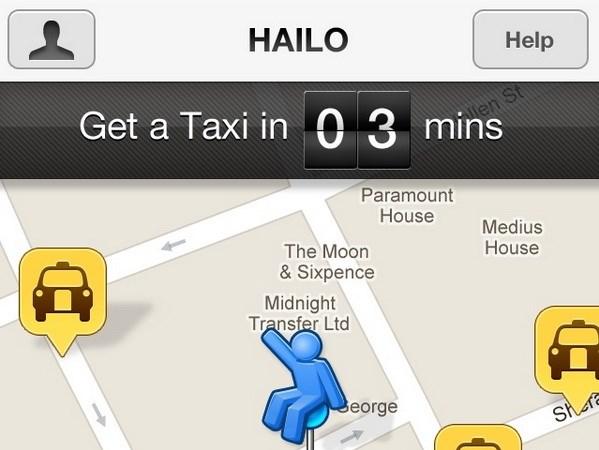 Ung dung taxi Hailo rut khoi My, huong den chau Au va chau A hinh anh 1