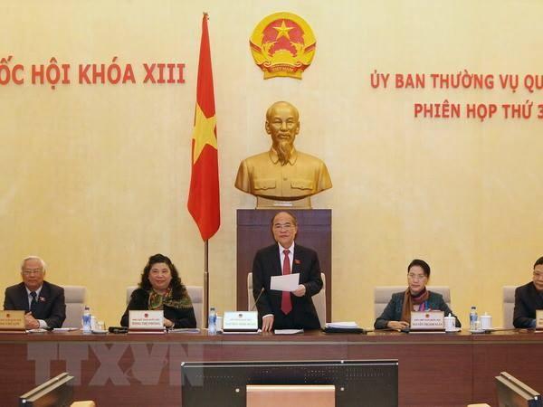 Uy ban Thuong vu Quoc hoi danh gia viec chuan bi Dai hoi IPU-132 hinh anh 1