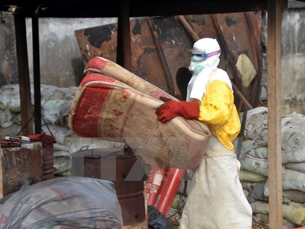 WHO va Guinea thu nghiem vacxin chong virus Ebola cua Canada hinh anh 1