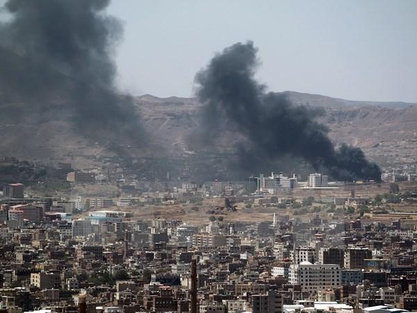Yemen: No kho vu khi o Aden lam hang chuc nguoi thiet mang hinh anh 1