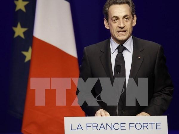Toa an Phap chap thuan bang chung chong cuu Tong thong Sarkozy hinh anh 1