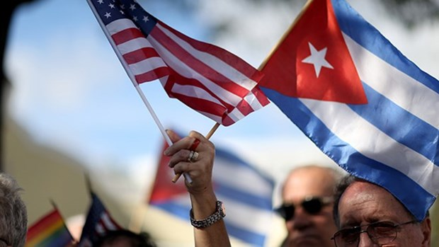 Mercosur hoi thuc My do bo cac bien phap bao vay cam van Cuba hinh anh 1