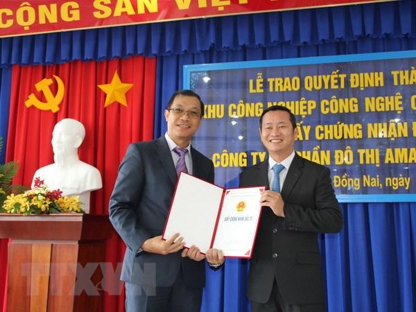Dong Nai xay khu cong nghiep cong nghe cao 100% von Thai Lan hinh anh 1