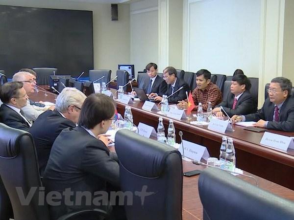 Viet Nam de nghi Lien bang Nga som phe chuan FTA Viet Nam-EAEU hinh anh 1