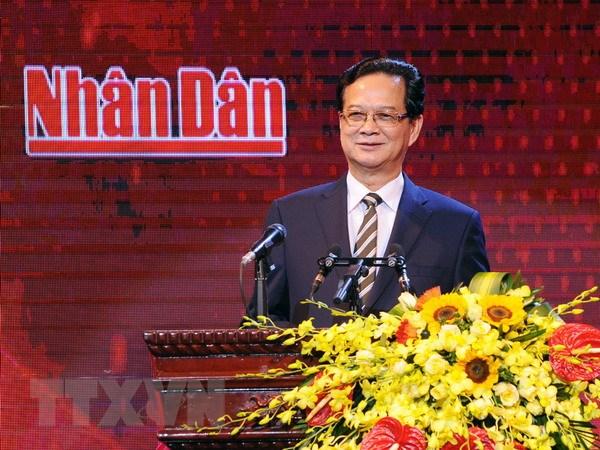 Thu tuong: Truyen hinh Nhan dan phat huy the manh kenh chinh luan hinh anh 1
