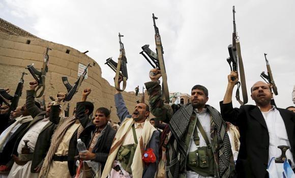 Hang chuc phien quan Houthi da bi tieu diet o thu do Sanaa hinh anh 1