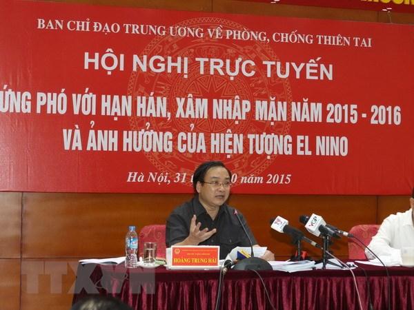 Pho Thu tuong: Can chu dong nguon ngan sach ung pho voi han han hinh anh 1