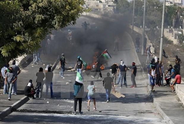 Israel phong toa loi ra vao thanh pho Hebron o khu Bo Tay hinh anh 1
