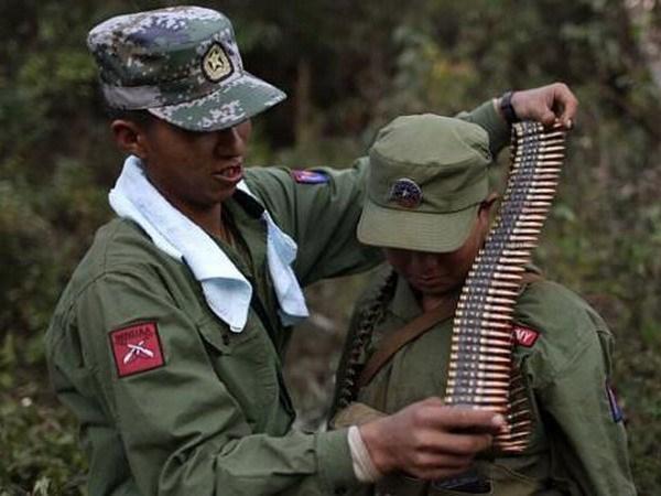 Chinh phu Myanmar do bo lenh thiet quan luat o khu vuc Kokang hinh anh 1
