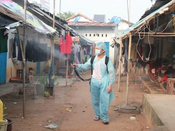 Dich sot xuat huyet van gia tang tai Thanh pho Ho Chi Minh hinh anh 1