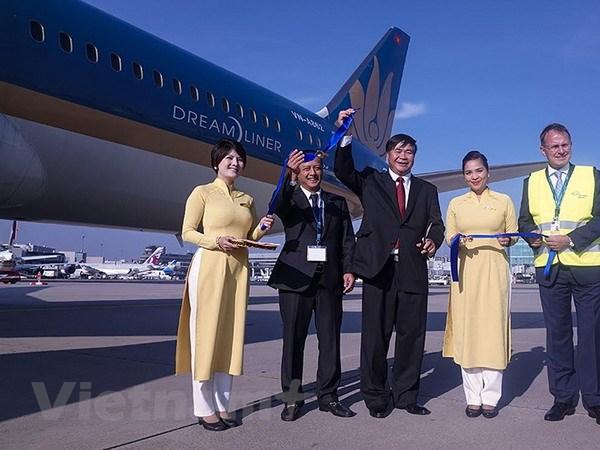 Vietnam Airlines lot top hang hang khong an toan nhat the gioi hinh anh 1