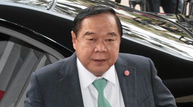 Thai Lan an dinh ngay trung cau dan y ve du thao Hien phap hinh anh 1