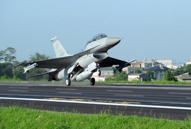 Hang Lockheed Martin san sang san xuat may bay F-16 o An Do hinh anh 1