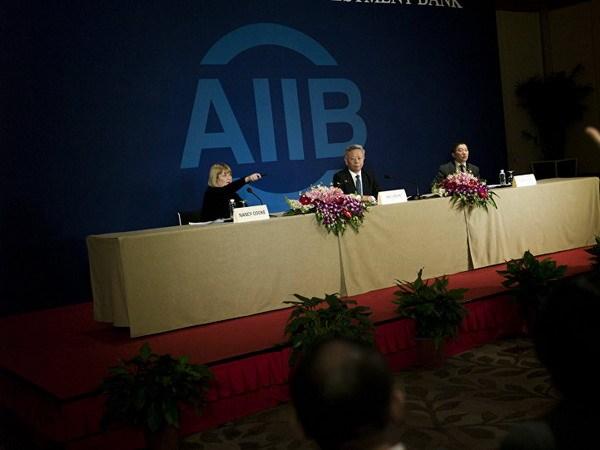 AIIB, ADB ky thoa thuan tang hop tac cho cac du an dong cap von hinh anh 1