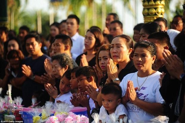Thai Lan keu goi truyen thong quoc te ngung dua tin that thiet hinh anh 1