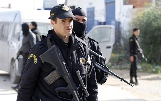 Luc luong an ninh Tunisia bat giu 1 thu linh Nha nuoc Hoi gao o Tunis hinh anh 1