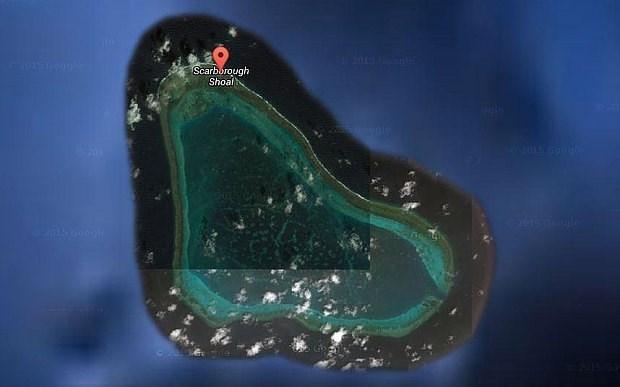 Philippines se don phuong lap khu bao ton bien o bai Scarborough hinh anh 1