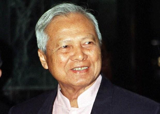 Thai Lan: Tai bo nhiem chuc Chu tich Hoi dong Co mat cho ong Prem hinh anh 1