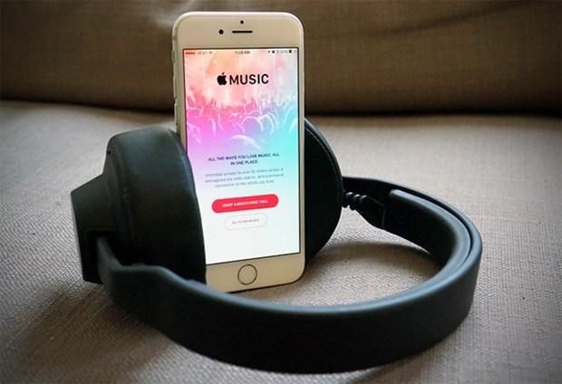 Nhac truc tuyen Apple Music can moc 20 trieu nguoi dung tra phi hinh anh 1