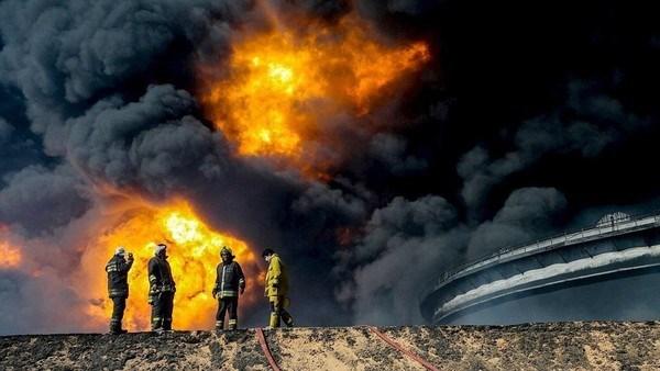 Libya: Luc luong Tuong Haftar thua nhan de mat cang dau khi hinh anh 1
