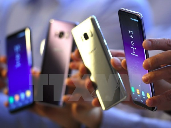 Tap doan Samsung dat muc tieu ket noi IoT cho moi san pham hinh anh 1