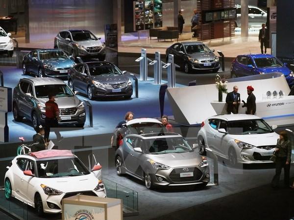 Hang Hyundai giam toi 21% loi nhuan trong quy dau nam nay hinh anh 1