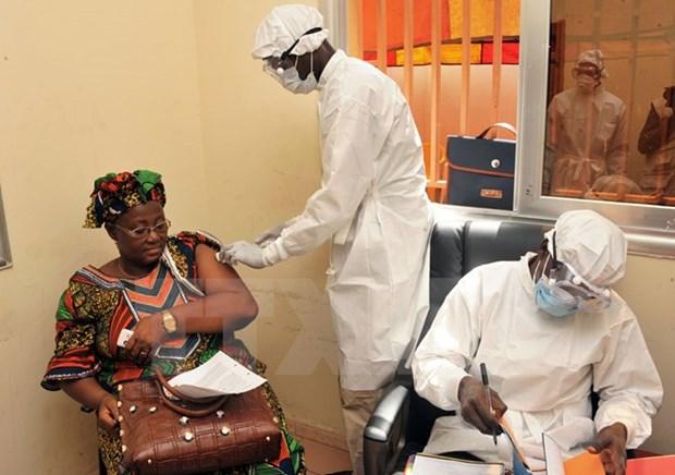 CHDC Congo chap thuan su dung vacxin ngua dich Ebola hinh anh 1