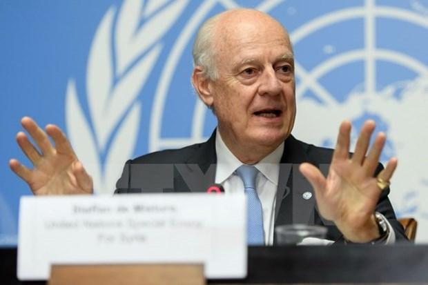 Hoa dam Syria tai Geneva ket thuc nhung khong co dot pha hinh anh 1