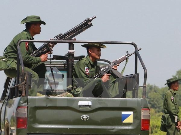 Myanmar so tan hang nghin nguoi sac toc khong theo dao Hoi hinh anh 1