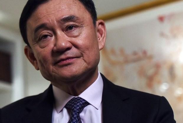Cuu Thu tuong Thai Lan Thaksin Shinawatra xuat hien tren Twitter hinh anh 1