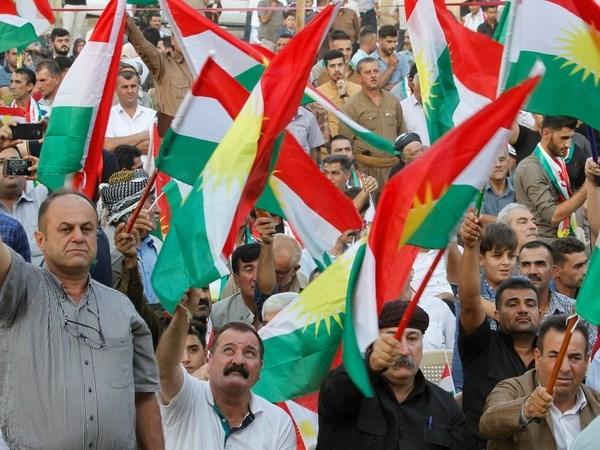 Tho Nhi Ky keu goi nguoi Kurd tai Iraq huy bo trung cau y dan hinh anh 1