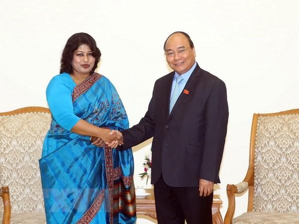 Viet Nam mong muon Bangladesh mo rong nhap khau nong san hinh anh 1