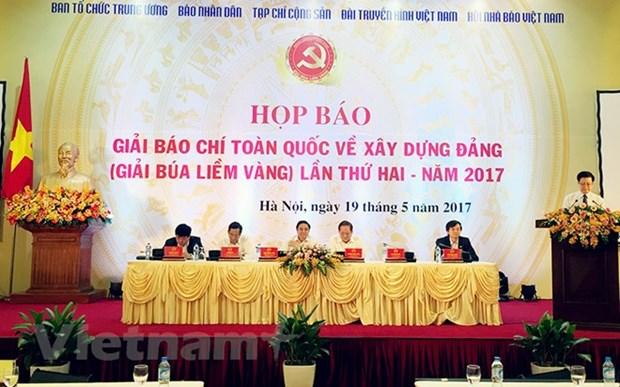 Giai Bua Liem Vang lan thu hai: Hieu ung lan toa trong xa hoi hinh anh 1