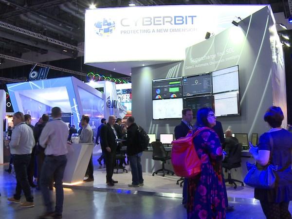 Trien lam Cybertech 2018 ve bao mat an ninh mang tai Tel Aviv hinh anh 1