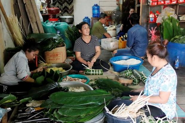 Nhu cau thuc pham truyen thong cua Viet Nam tang cao tai Lao hinh anh 3