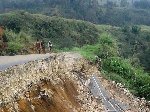 Papua New Guinea can nhieu nam de khac phuc hau qua dong dat hinh anh 1